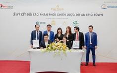 Ký kết phân phối dự án khu dân cư số 1, đô thị Điện Thắng - Epic Town