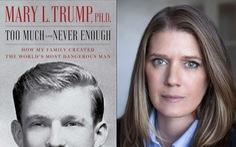 Tòa Mỹ ra phán quyết cho phép cuốn sách của cháu ông Trump được xuất bản
