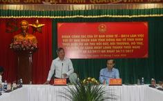 Chậm tiến độ dự án sân bay Long Thành: 'Nói Đồng Nai ôm tiền không giải ngân thì oan cho tỉnh'