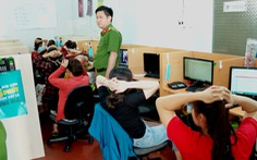 Triệt phá nhóm lừa trúng thưởng qua mạng viễn thông tại Nha Trang