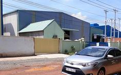 Nhiều tổ chức, cá nhân 'dính' vi phạm vụ 'xẻ thịt' cụm công nghiệp ở Đồng Nai