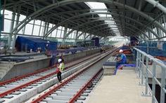 Bắt đầu đào tạo lứa lái tàu metro số 1 (Bến Thành - Suối Tiên) đầu tiên