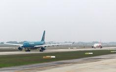 Giãn lượt cất, hạ cánh tại sân bay Nội Bài và Tân Sơn Nhất