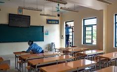 Hà Nội chuẩn bị thi tuyển sinh lớp 10: Giúp thí sinh chống nóng