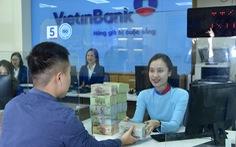 Lợi nhuận sau thuế 9 tháng của VietinBank đạt hơn 8.356 tỉ đồng