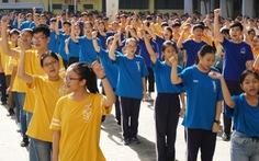 TP.HCM: 4.000 học sinh đăng ký vô lớp 6 Trường Trần Đại Nghĩa, 1 'chọi' 7