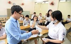 Bài giải gợi ý môn toán thi lớp 10 TP.HCM