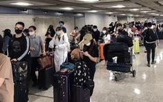 Gần 280 người Việt từ Nga và Belarus về nước