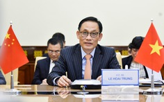 Việt Nam và Trung Quốc họp trực tuyến, bàn về tình hình quốc tế và Biển Đông