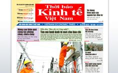 Thời báo Kinh tế Việt Nam đột ngột bị giải thể
