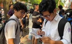 Đề tiếng Anh thi lớp 10 Hà Nội 'dễ lấy điểm', thí sinh lo điểm chuẩn cao