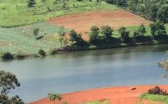 Dân lấp hồ thủy lợi, chính quyền lúng túng