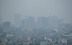 Hà Nội hỏa tốc yêu cầu ứng phó ô nhiễm không khí