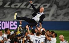 Vòng 37 Giải vô địch Tây Ban Nha (La Liga): Nhà vô địch trở lại