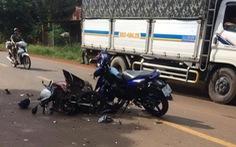 Tai nạn giao thông liên tiếp ở Bình Phước, chỉ 2 tuần 9 người thiệt mạng