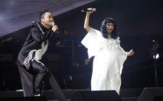Cánh vạc Kinh Bắc: Hát nhạc Trịnh cho hàng chục ngàn khán giả Bắc Ninh