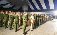 TP.HCM: ra quân trấn áp tội phạm, phá được 13 vụ phạm pháp hình sự