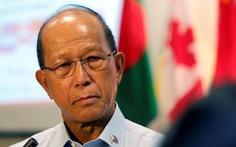 Philippines quan ngại việc Trung Quốc tập trận ở Biển Đông
