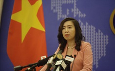 Việt Nam lên tiếng việc Mỹ xếp hạng 'phải theo dõi' về nạn buôn người