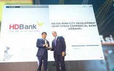 HDBank ba năm liền vào danh sách 'Nơi làm việc tốt nhất châu Á'