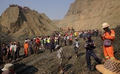 Sạt lở mỏ khai thác đá quý ở Myanmar: 113 người chết, 200 người bị chôn vùi
