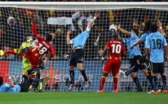 Sau 10 năm, cầu thủ Ghana vẫn cay cú với Suarez