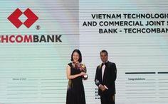 """Hr Asia Award vinh danh Techcombank """"Nơi làm việc tốt nhất Châu Á"""""""