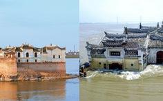 Nước hồ chứa đập Tam Hiệp cao kỷ lục, 500 di tích văn hóa ở Trung Quốc bị hư hại