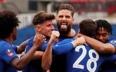 Đè bẹp Man Utd, Chelsea vào chung kết Cúp FA