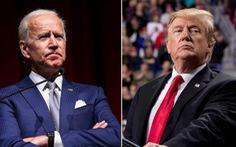 Ông Biden dẫn trước 15 điểm, ông Trump nói 'toàn thăm dò giả'