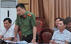 Khởi tố 2 phóng viên tống tiền phó chủ tịch thị xã Nghi Sơn