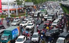 Các nước thu phí kẹt xe ra sao?