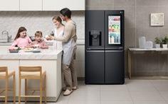 LG công bố bán ra 1 triệu chiếc tủ lạnh cao cấp Instaview trên toàn cầu