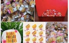 Lại tràn ngập bánh trung thu Trung Quốc giá vài ngàn đồng
