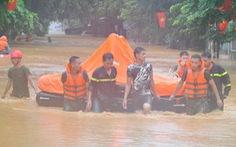 Đã có 5 người chết do mưa lũ ở Hà Giang