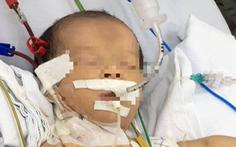Lọc máu cứu sống bé trai bị rối loạn chuyển hóa bẩm sinh