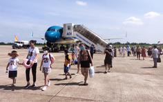 Có thể lấy một phần nhà ga quốc tế Tân Sơn Nhất để bay nội địa