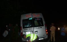 Vụ tai nạn 8 người chết ở Bình Thuận: chưa xác định được ai lái xe khách