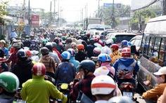 TP.HCM đề xuất kéo dài đường Võ Văn Kiệt từ TP.HCM về tới Long An