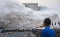 Trung Quốc đang trải qua trận lũ 'một lần trong một thế kỷ'