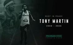 Ngôi sao điền kinh 19 tuổi Tony Martin bị bắn chết ở trạm xăng