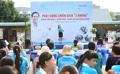 Remos cùng Hội Phụ nữ Tp. Cần Thơ phát động chiến dịch phòng chống muỗi