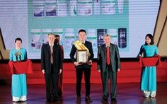 Herbalife Việt Nam nhận Giải thưởng 'Sản phẩm Vàng vì Sức khỏe Cộng đồng năm 2020'