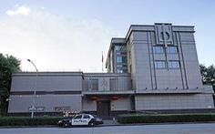 Khói bốc trong sân Tổng lãnh sự quán Trung Quốc ở Houston sau yêu cầu đóng cửa