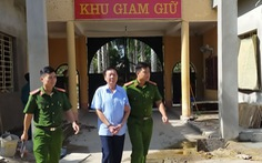 Tạm giam 3 tháng người đàn ông 'tung' thư nặc danh vu khống nữ bí thư huyện ủy