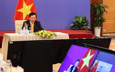 Việt - Trung đẩy mạnh hợp tác kinh tế, thẳng thắn về Biển Đông