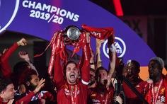 Liverpool thắng đậm Chelsea trong ngày nâng cúp vô địch