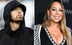 Mariah Carey ra hồi ký, rapper Eminem hốt hoảng: 'Chắc lại toàn kể xấu tôi!'