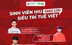 Biệt đội Siêu trí tuệ Việt giao lưu cùng sinh viên HIU