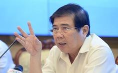 TP.HCM: Chủ tịch quận, huyện phải gặp doanh nghiệp gỡ khó chứ đừng nói chung chung